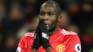 Romelu Lukaku - Manchester derby
