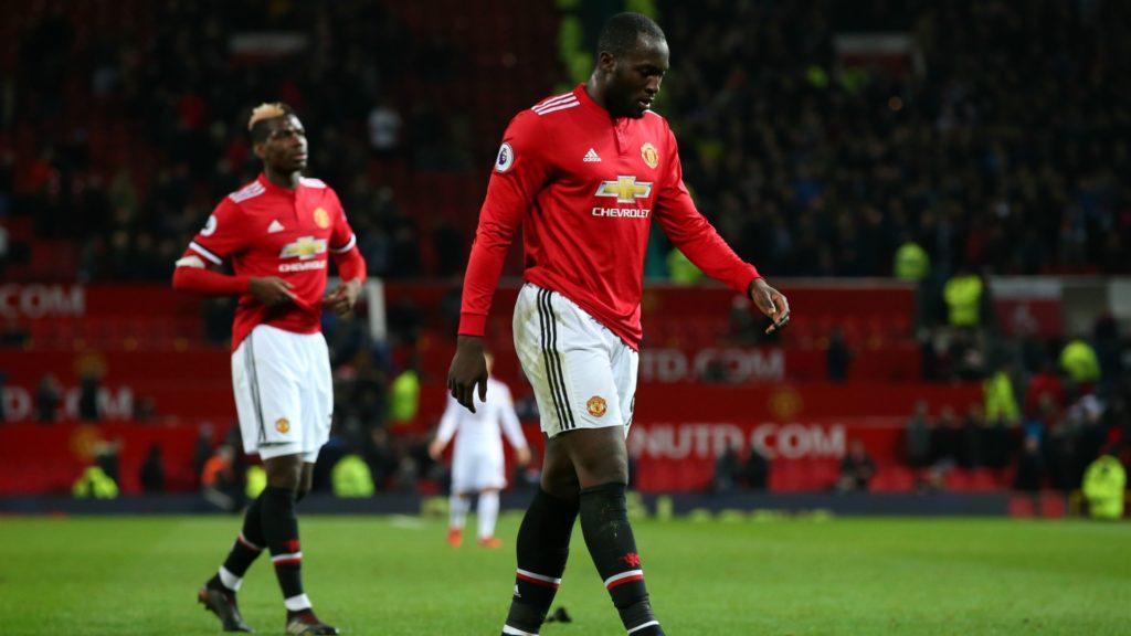 Lukaku and Pogba - Manchester United vs. Burnley