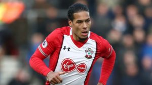 Virgil van Dijk departs Southampton for Liverpool