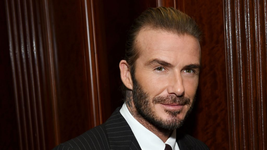 David Beckham shared his opinion about new Manchester United player Alexis Sanchez