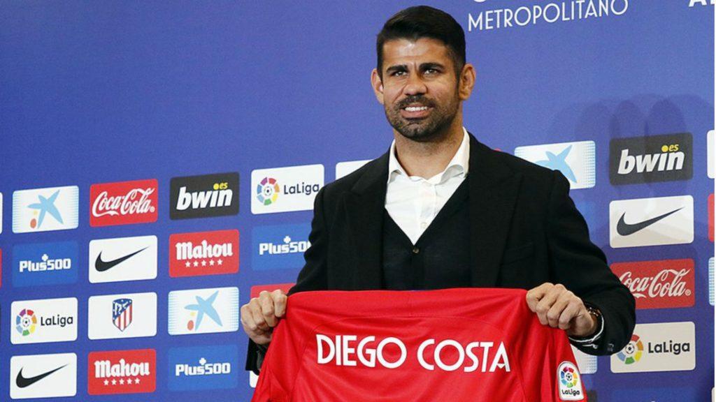 Diego Costa - Atletico