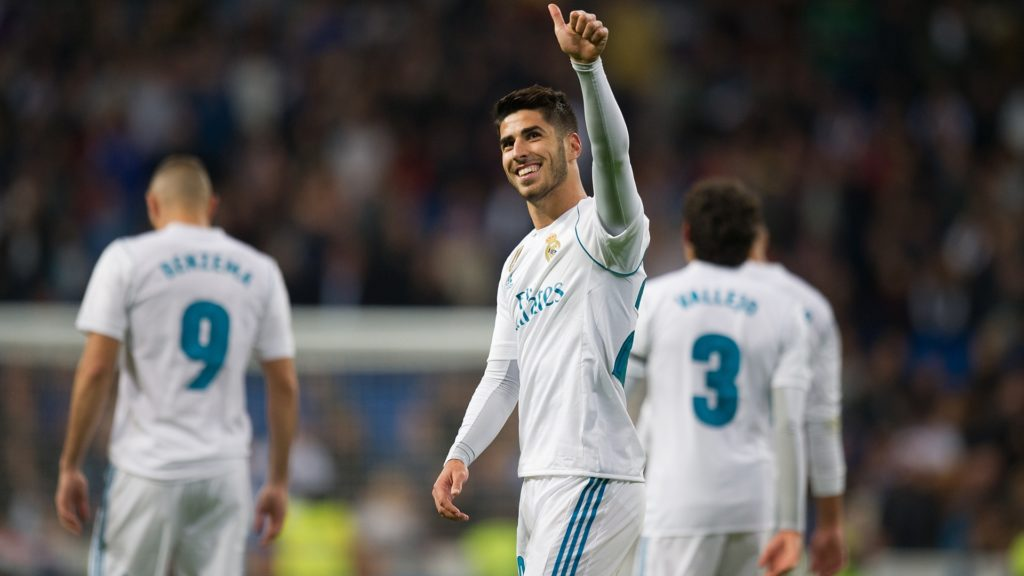 Manchester United in talks with Real Madrid over Asensio