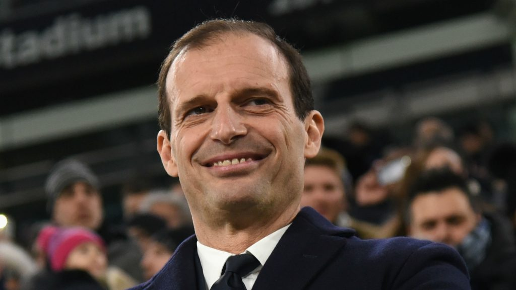 Massimiliano Allegri not considering leaving Juventus and becoming a replacmeent for Conte or Zidane
