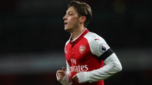 Mesut Ozil's sale will not happen this winter