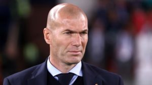 Zidane job in trouble?