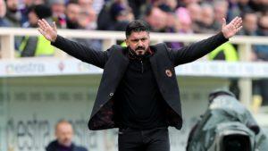 Genaro Gatusso _ AC Milan manager