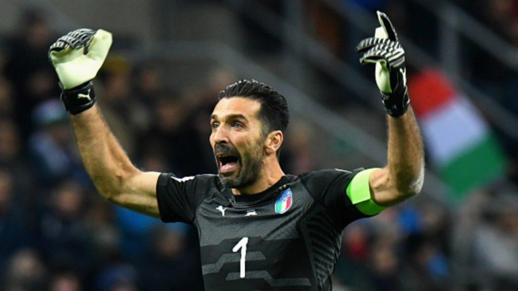 Gianluigi Buffon returns to Italian national team