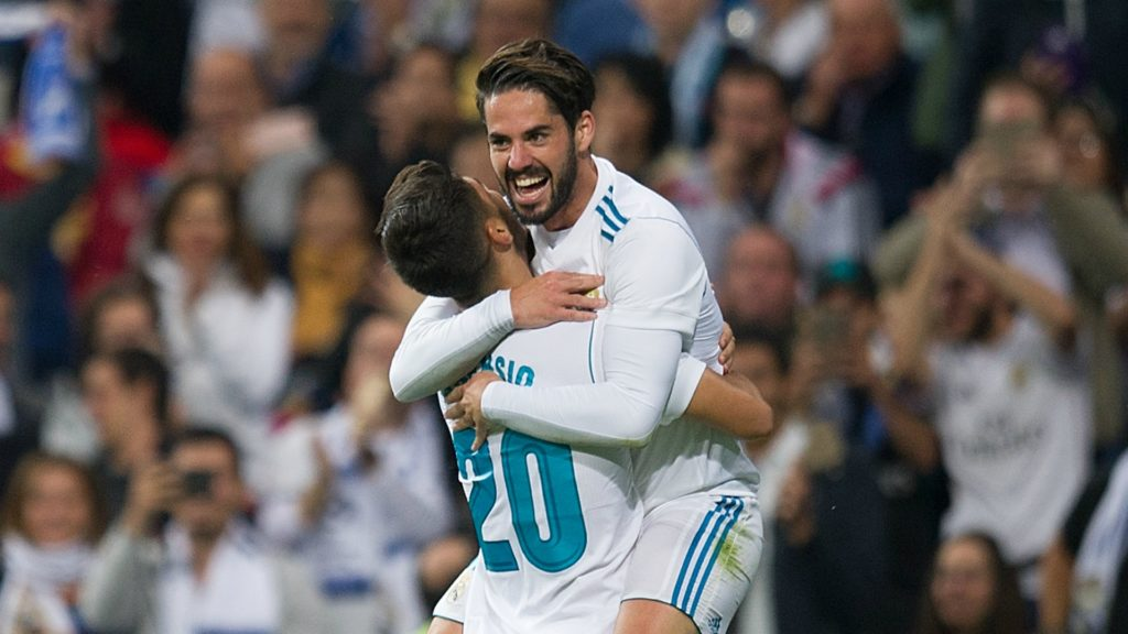 Isco and Asensio among transfer rumors at Real Madrid