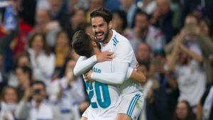 Isco and Asensio among transfer rumors at Real Madrid