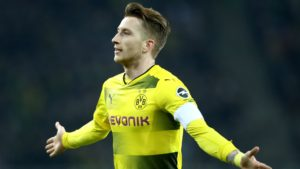 Schurrle, Marco Reus and Gotze - Dortmund