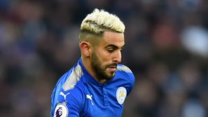Riyad Mahrez unhappy with lack of transfer progress