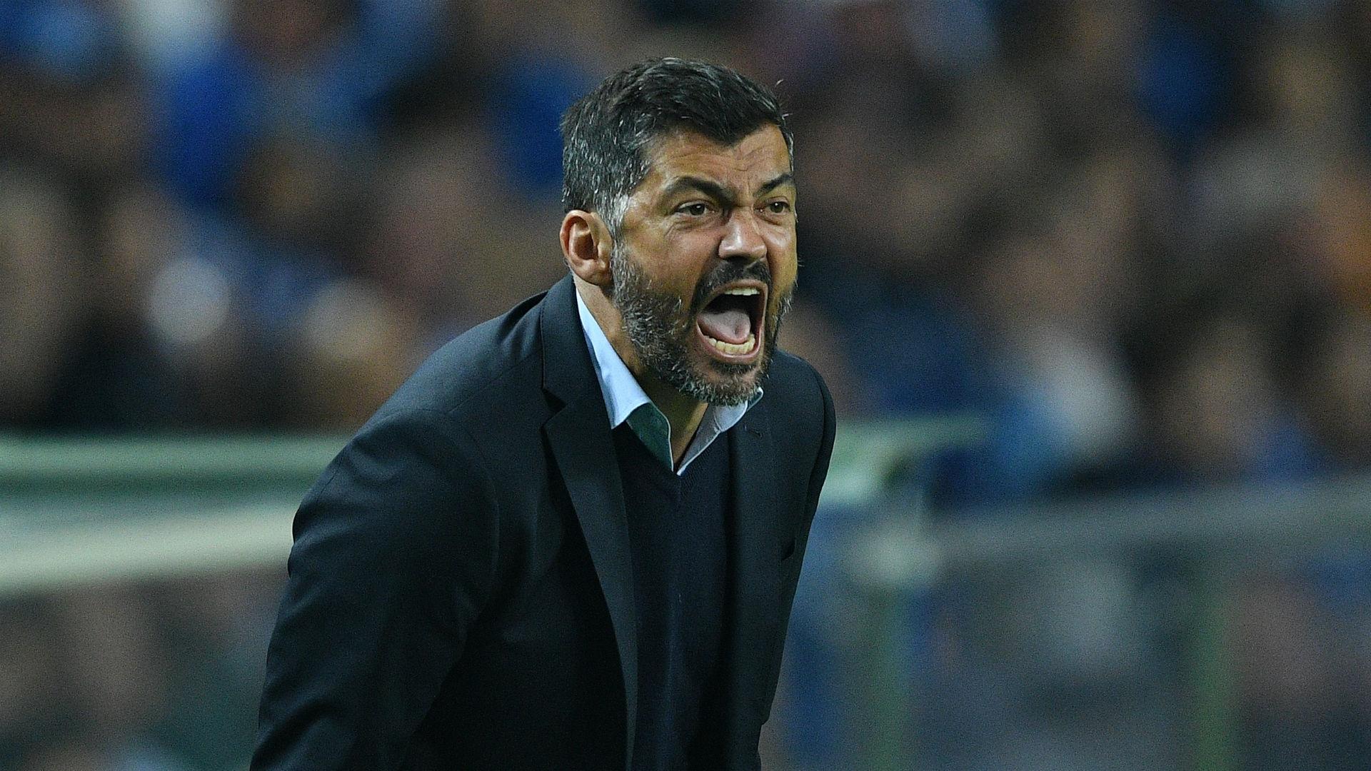 Sergio Conceicao - Porto manager