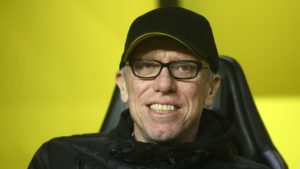 Stoger - Dortmund manager