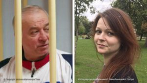 Former Russia Spy and daughter poisoned