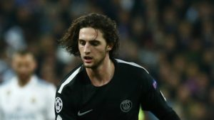Adrien Rabiot - one of the best free midfielders in FootballCoin contests