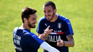 Astori and Bonucci