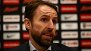 England manager Gareth SOuthgate hopeful team will take part in Russia World Cup
