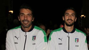Buffon and Astori
