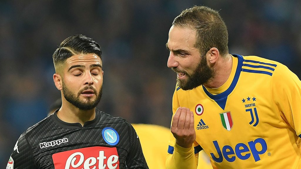 Gonzalo Higuain hoping Juventus to win against Milan and remain ahead of Napoli in Serie A