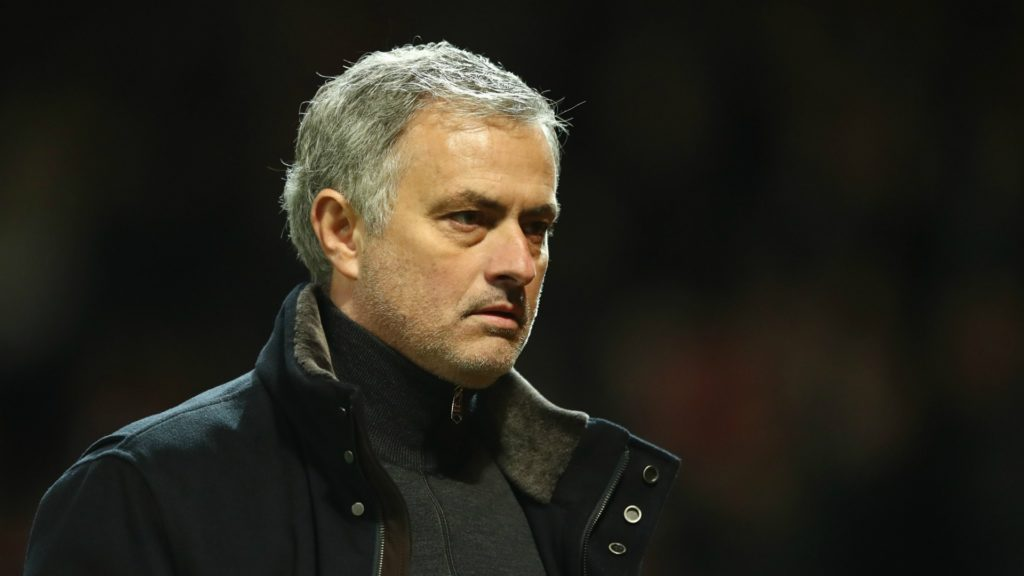 Jose Mourinho's Manchester United exits the Champions League at the hands of Sevilla