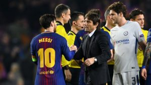 Lionel Messicritical in Barcelona's victory over Chelsea