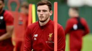 Andy Robertson, Liverpool, fantasy football upstart