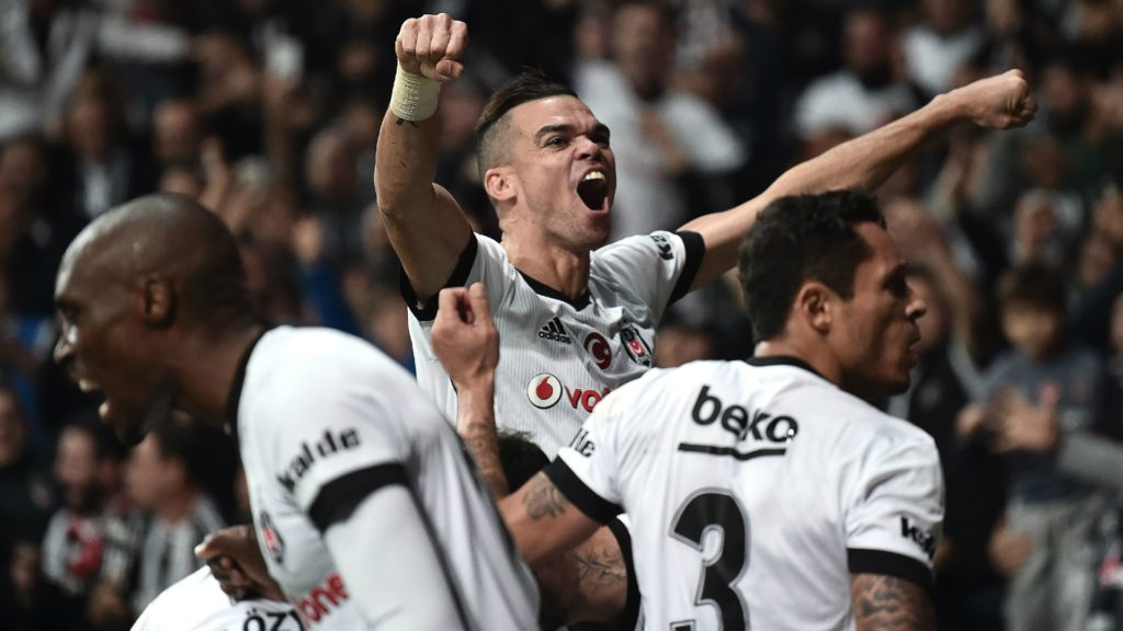 Besiktas, among the teams involved the Super Lig title race