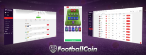 New game version of FootballCoin