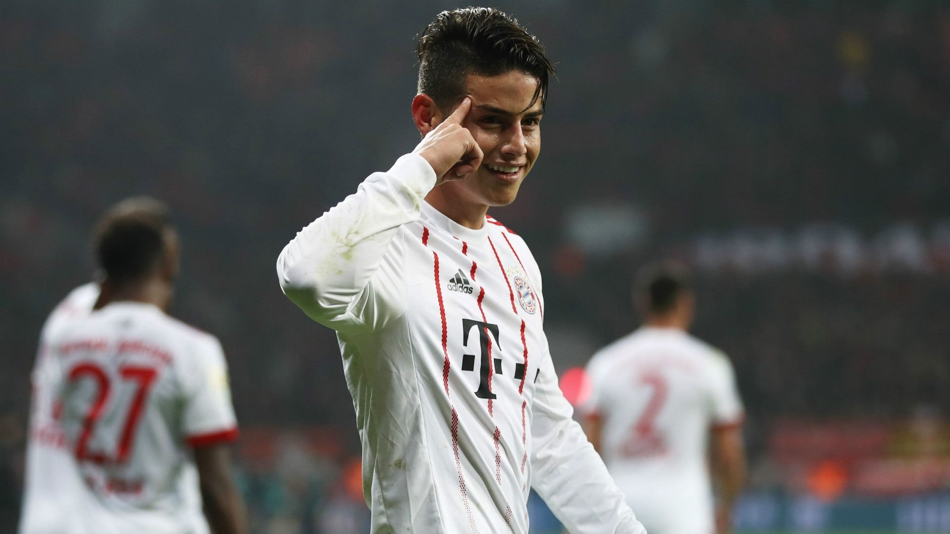 James Rodriguez - Bayern Munich
