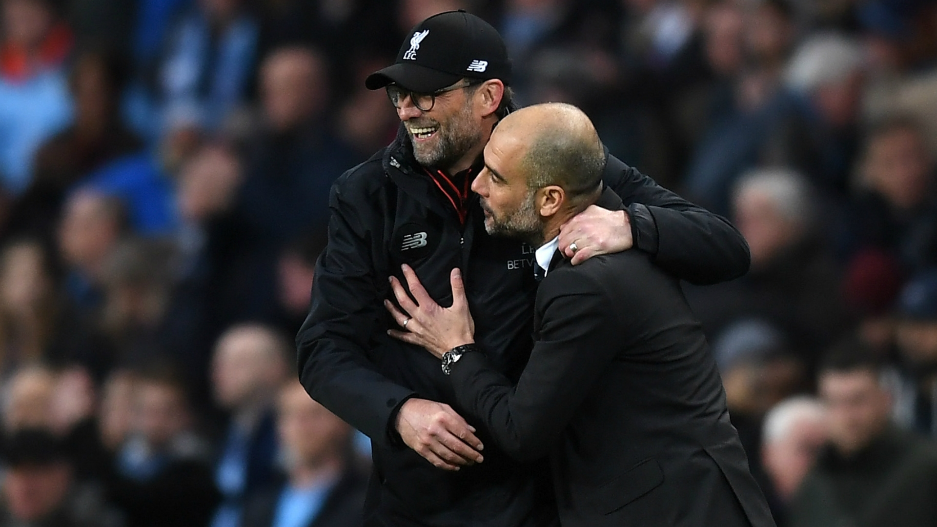 Jurgen Klopp and Pep Guardiola to meet tonight in UCL Game