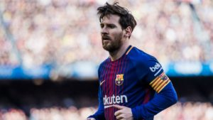 Lionel Messi, decisive this season for Barcelona