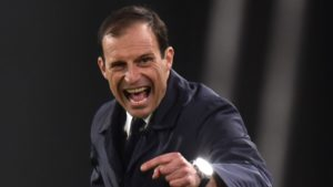 Massimiliano Allegri - Juventus manager