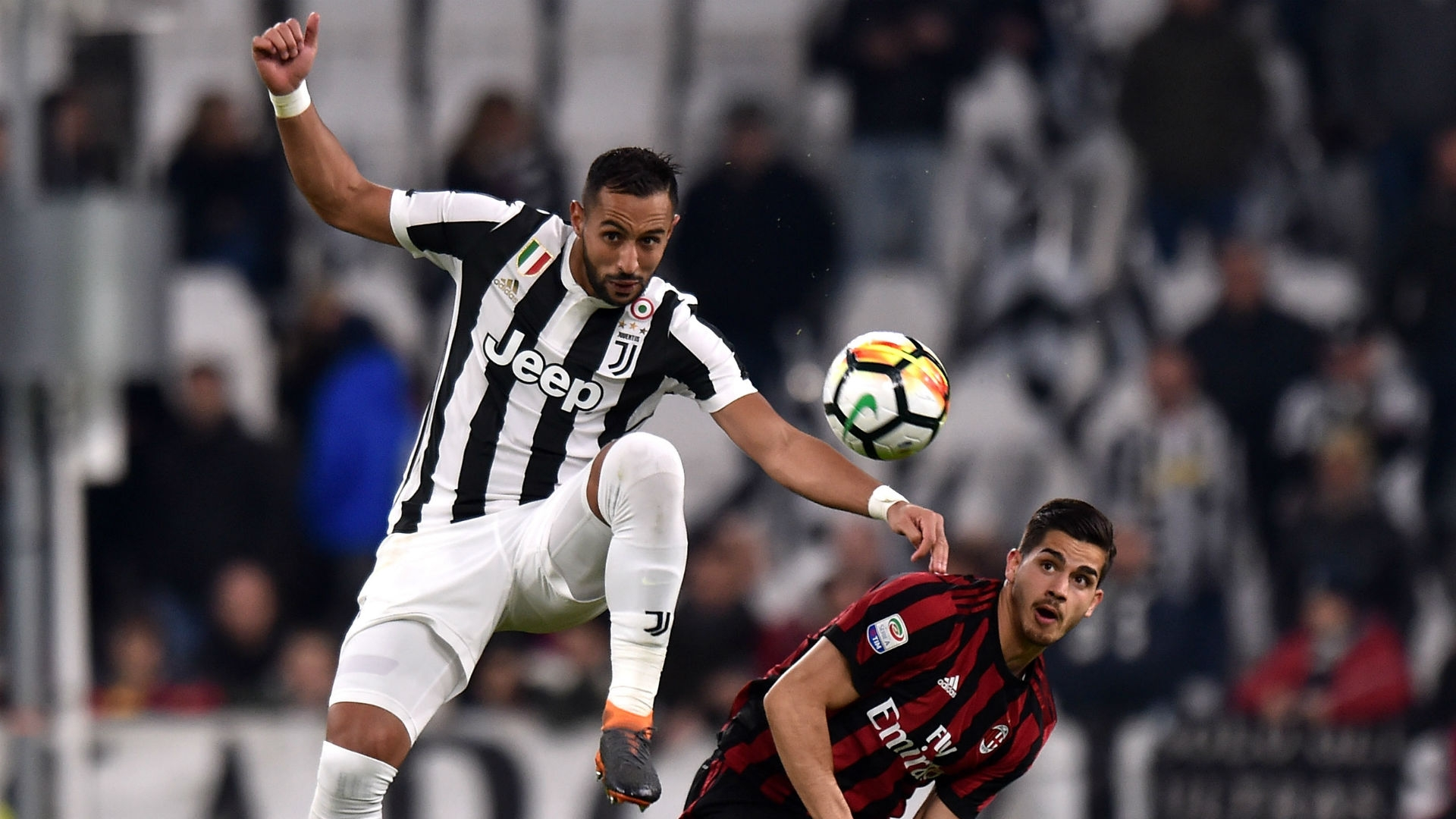 Medhi Benatia - Juventus