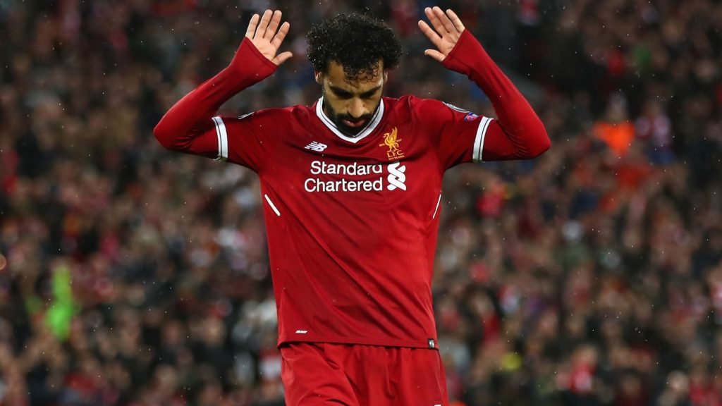 Mohamed Salah, Steven Gerrard's favorite player at the moment