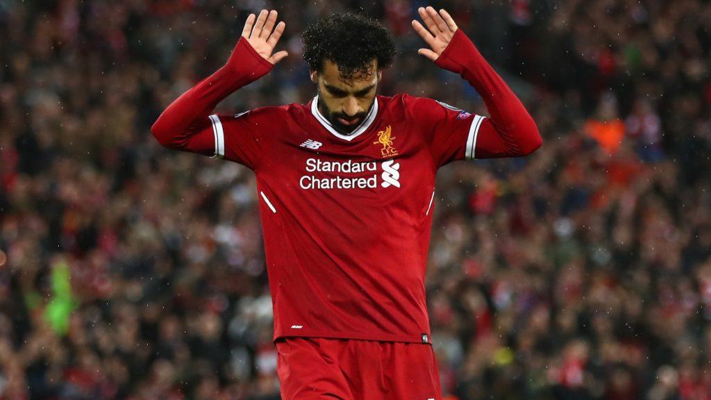 Mohamed Salah, Steven Gerrard's favorite player at the moment