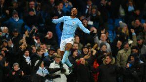 Raheem Sterling - Manchester City