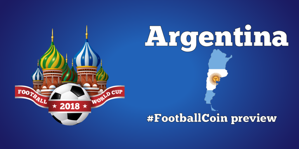 Argentina's flag - World Cup preview