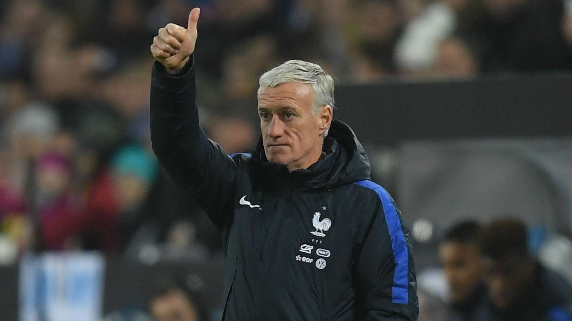 Didier Deschamps(France coach)
