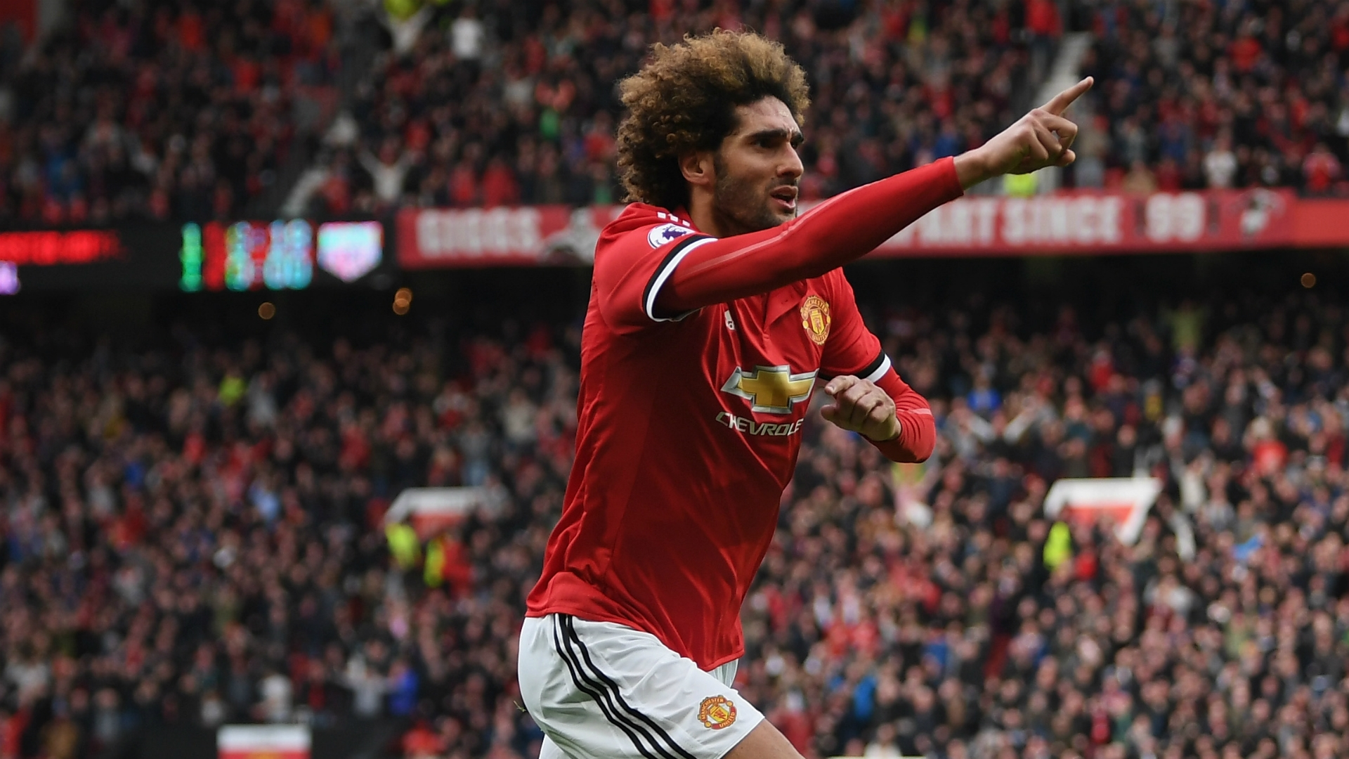 M. Fellaini not expected to renew contract with Manchester United