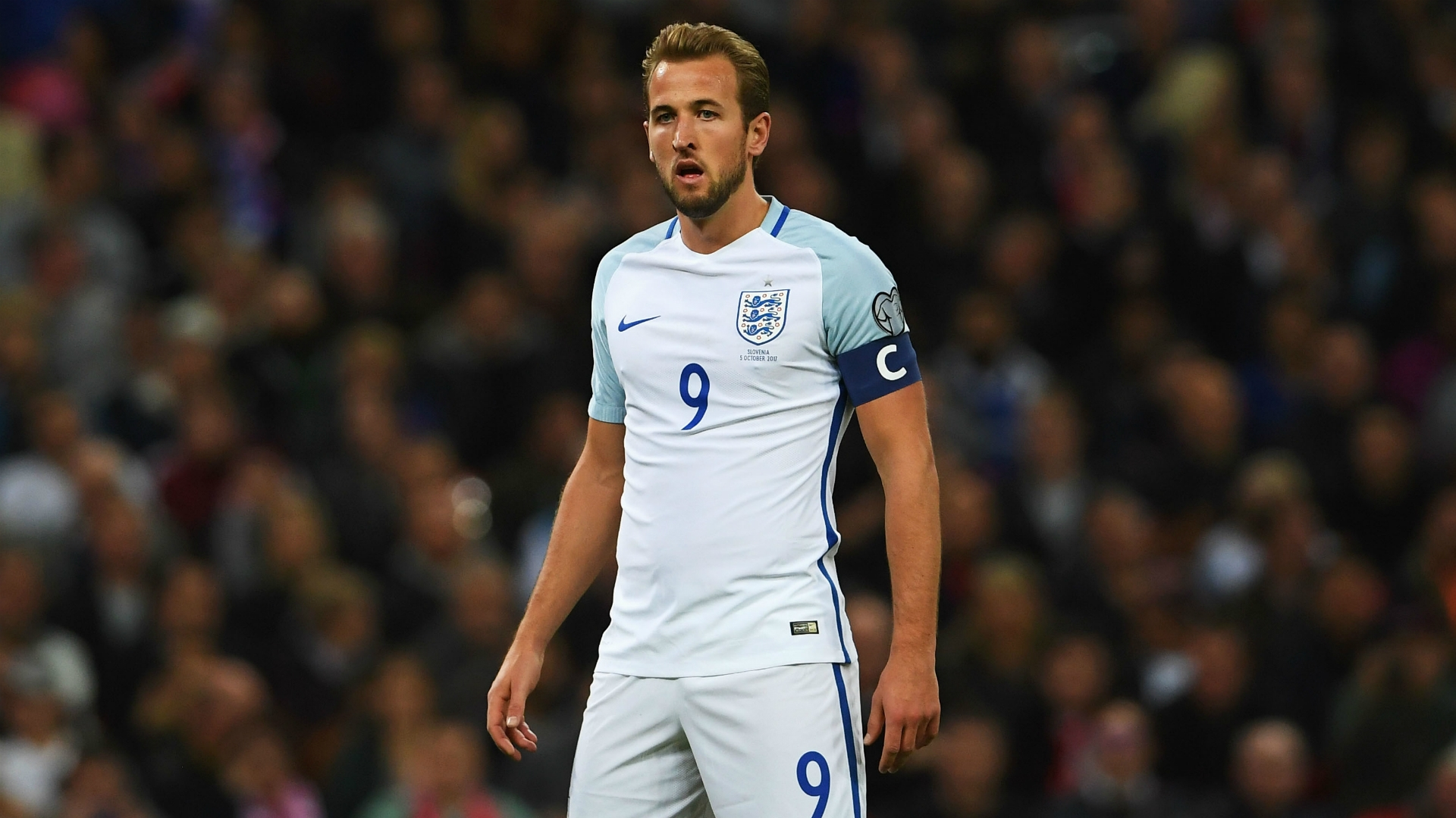 Harry Kane to captain England to the World Cup