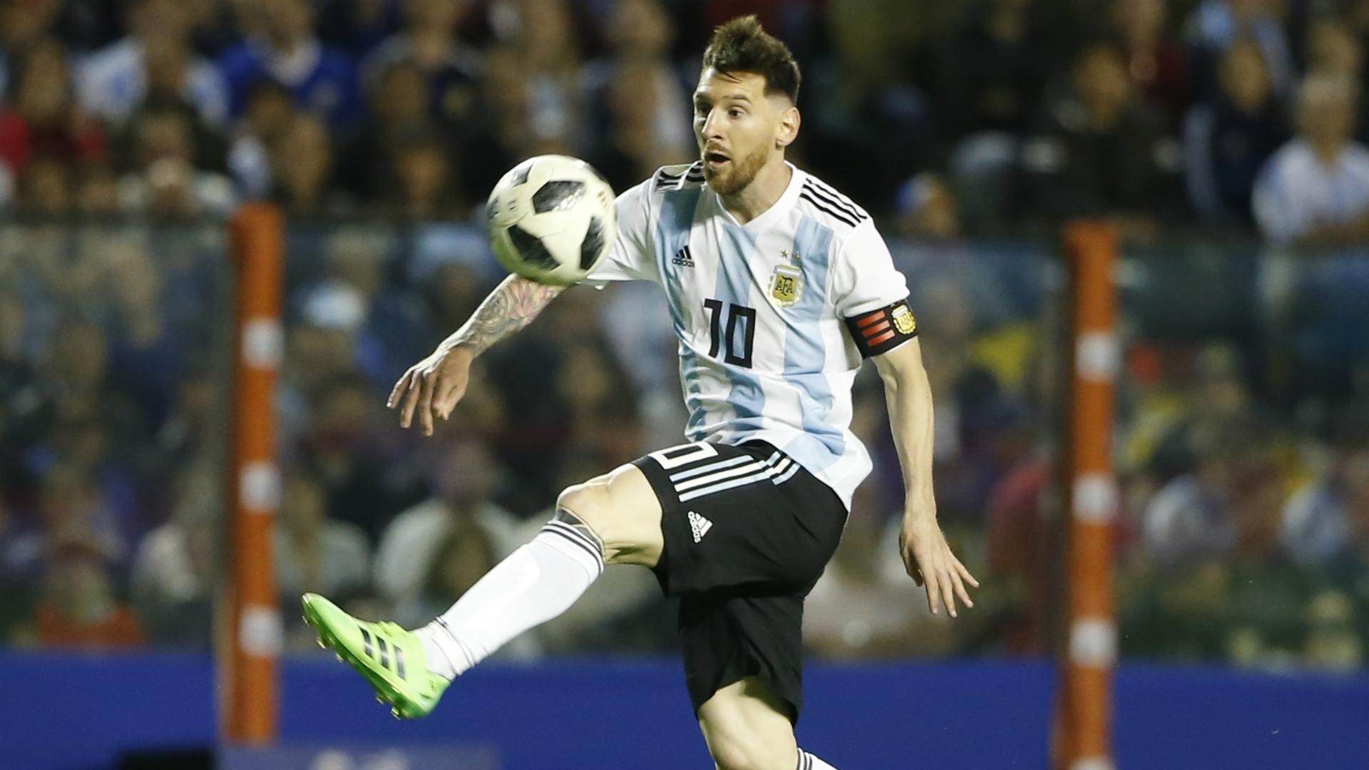 Lionel Messi - Argentina skipper