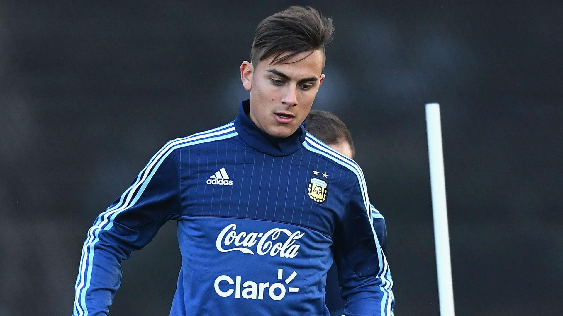 Pauolo Dybala - Juventus and Argentina forward