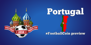 Portugal's flag - World Cup preview