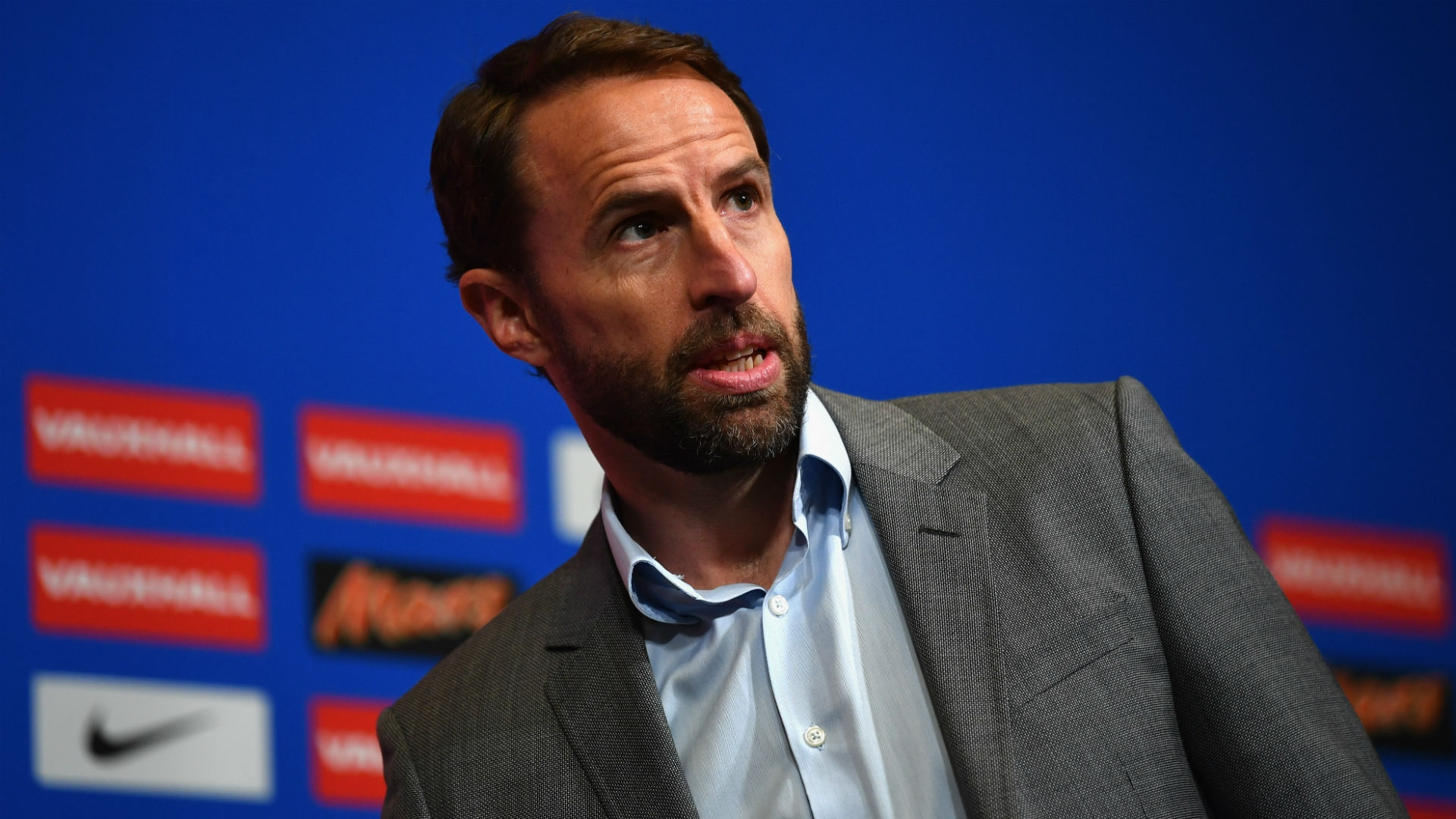 G. Southgate - England's manager for the 2018 World Cup