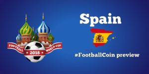 Spain's flag - World Cup preview