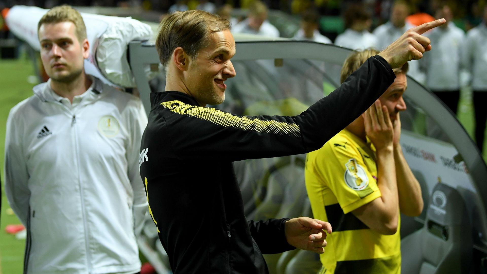 Thomas Tuchel, former Borussia Dortmund manager