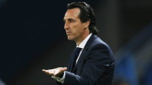 Unai Emery, former PSG manager set to take charge of Arsenal