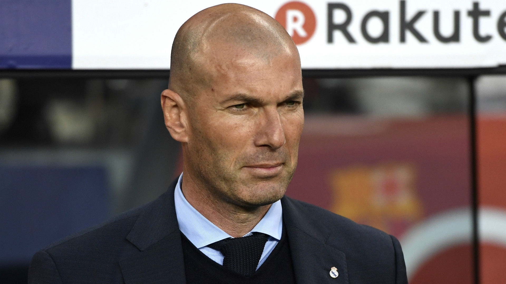 Zinedine Zidane - former Real Madrid manager