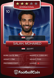 mohamend salah egypt world cup 2018