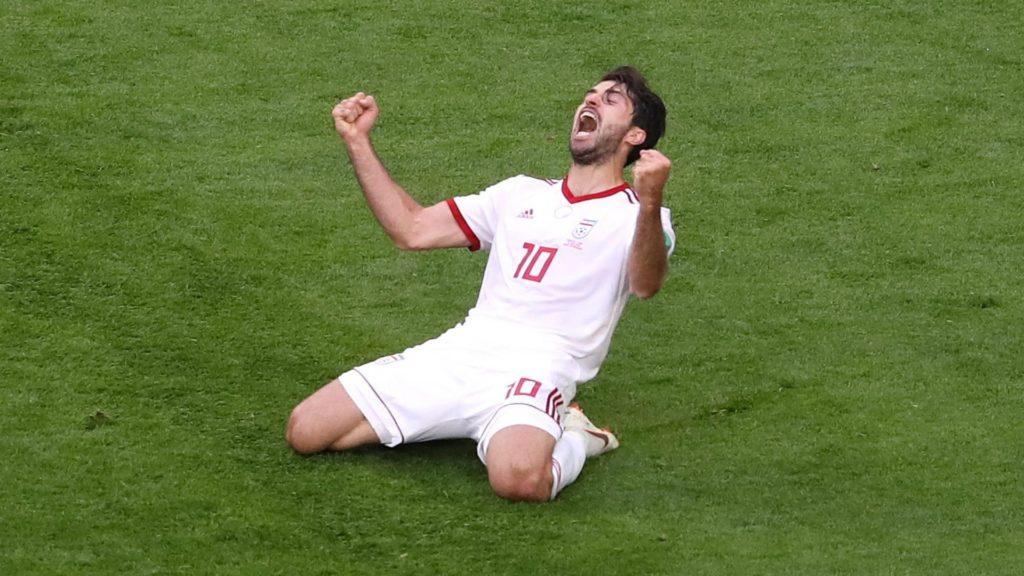karim ansarifard iran world cup